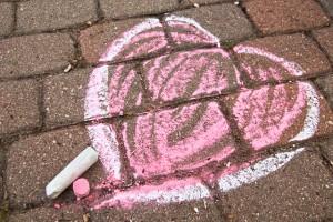 chalk-art