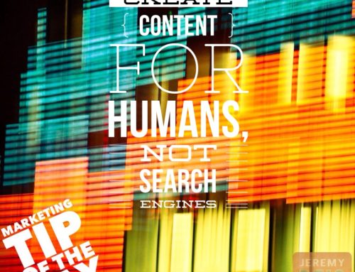 Create Content for Humans